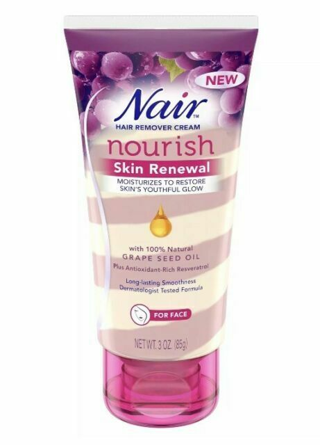 Nair Hair Remover Nourish Skin Renewal Face 3oz For Sale Online Ebay