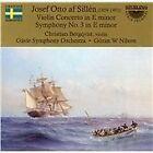 Josef Otto af Sillen - Josef Otto af Sillén: Violin Concerto in E minor; Symphony No. 3 (2016)