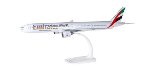 Herpa 610544  Emirates Boeing 777-300ER 1:200 suberb detail