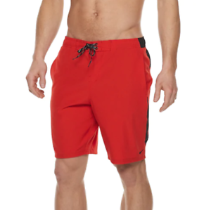 12dafb3b82 NWT Men's Nike Contend 2.0 9-inch Volley Swim Trunks Boardshort ...
