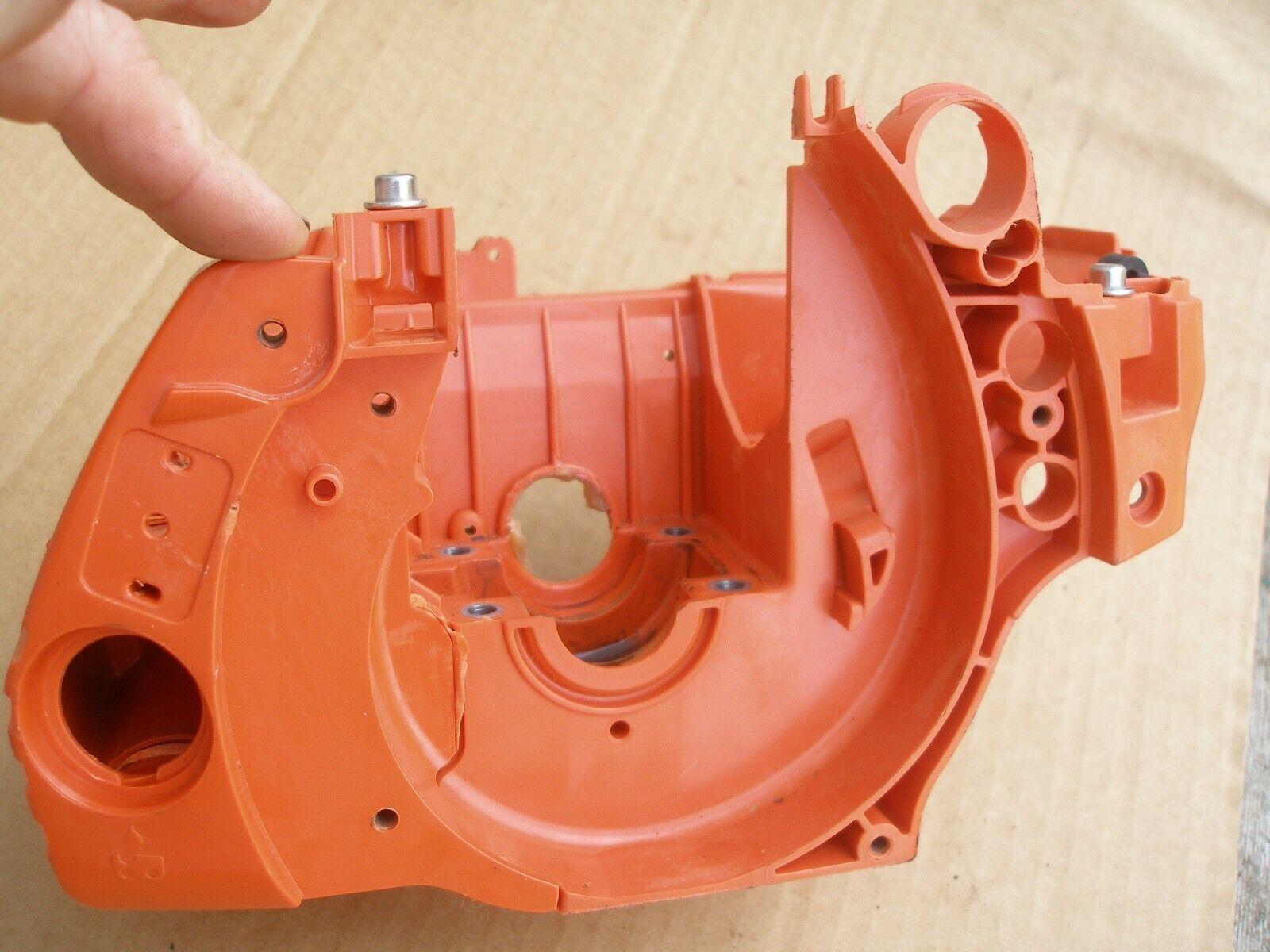 Fabricante de equipo original nuevo HUSQVARNA Motosierra 445 450 CRANKCASE motor silla  385