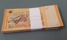 Replacement Note Malaysia UNC ZC RM 20 Zeti 100 pcs stack