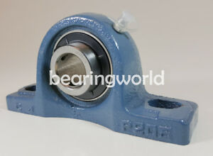 """SBPP201-08  1//2/""""  Stamped Steel 2-Bolt Pillow Block Bearing High Quality!"""