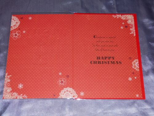 NANNA CHRISTMAS CARD CUTE TRADITIONAL GRAN GRANNY NAN GRANDMA HUGE CHOICE