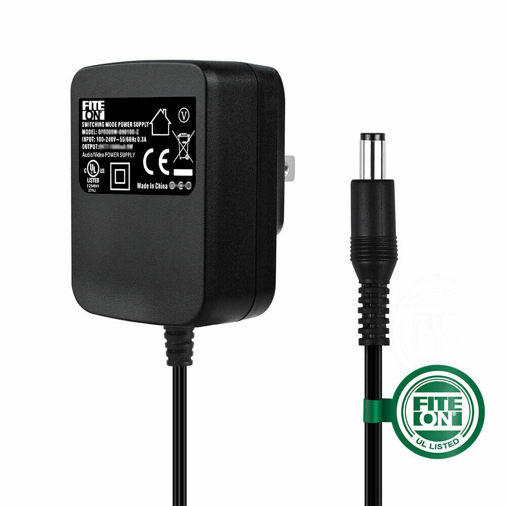 UL 5ft AC / DC Adapter for Nortel AD-9342 AD-9362 Charger Power Cord Cable PSU