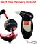 Digital LCD Alcohol Breath Analyzer Breathalyzer Tester Detector Test Key Chain