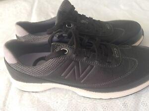 New Nwob Walking 5 Ww980bk 9 Balance Shoes Womens OxrwO0H