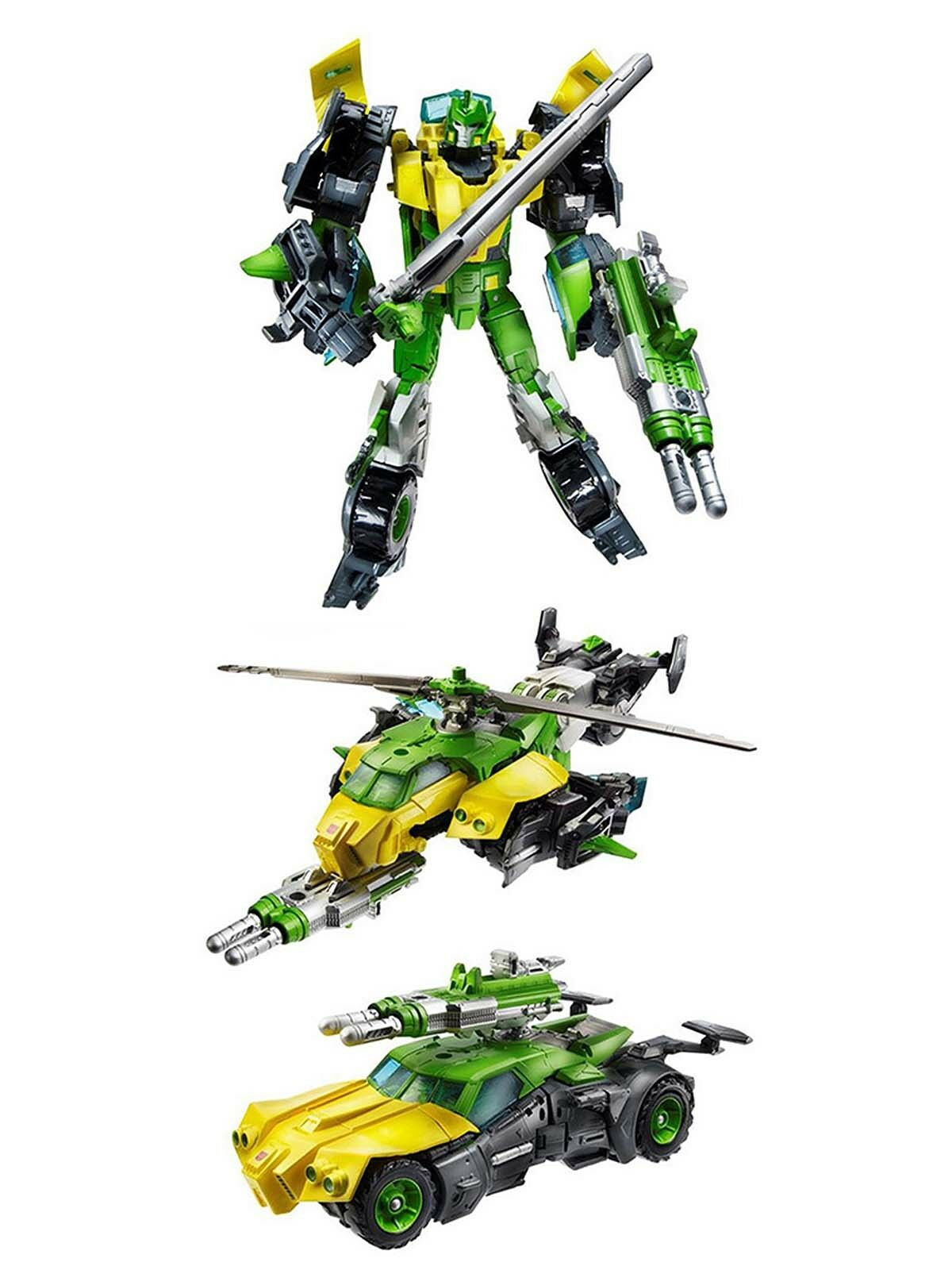 Transformers Generations Action Figure IDW Voyager Class SPRINGER