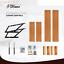 miniatura 4 - Canape Abatible Tapizado 3D APERTURA LATERAL 4 válvulas esquinas canapé 3,5cm