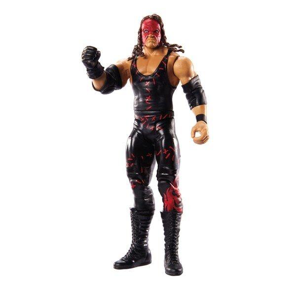 Wwe Kane Maschera Serie Basic 90 Wrestling Mattel Action Figure Demon Rosso