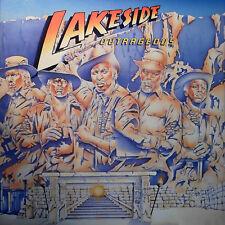 LP*** LAKESIDE - OUTRAGEOUS **** 1984 MODERN SOUL FUNK RARE***