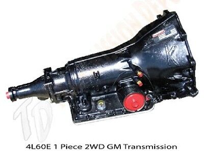 4L60E GM Chevy GMC Stage 2 4x4 700HP (1993-1997) 2-Yr Warranty Free Converter