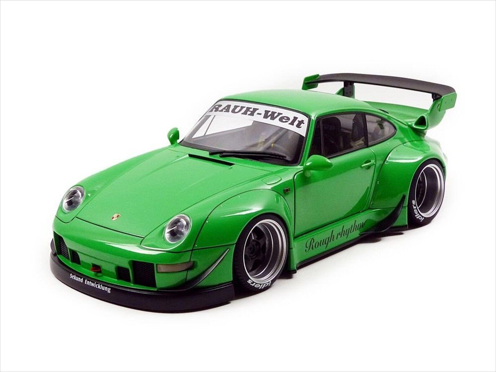 AUTOart 1 18 GT SPIRIT GT074 PORSCHE 993 911 BY RWB resin model car 78151 Japan
