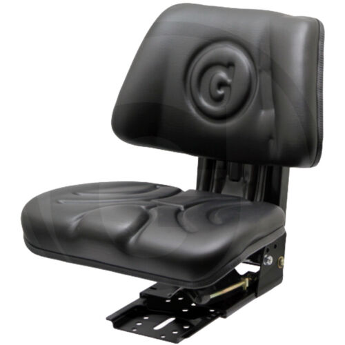 Schleppersitz Traktorsitz Universal Sitz schräg für Oldtimer Schlepper Traktor