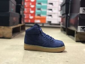 Details about Women's Nike Air Force 1 One Rebel XX LIGHT BLUE SUEDE AF1 AO1525 400 sz 8.5