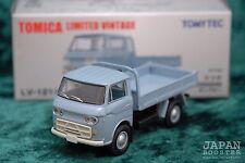 [TOMICA LIMITED VINTAGE LV-121a 1/64] MAZDA E2000 DUMP TRUCK Pick Up Light Blue