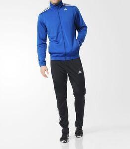d'entrée de Ensemble BlueBlack complet Adidas survêtement hommesAy3025 pour iXTOkuPZ