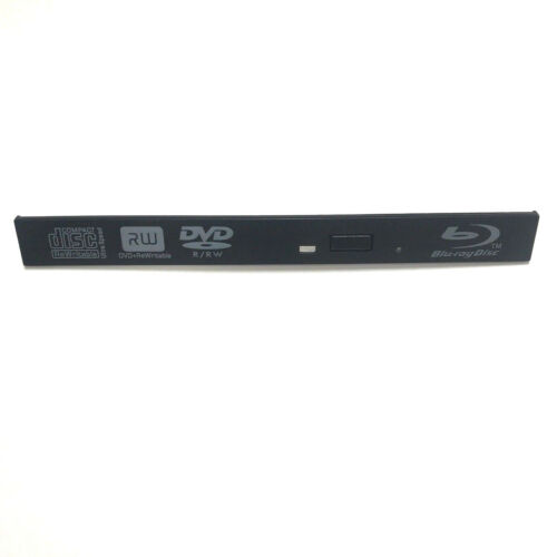 LOT 12.7mm Blu-ray Writer Drive Snap on Bezel Faceplate for Optical Drives