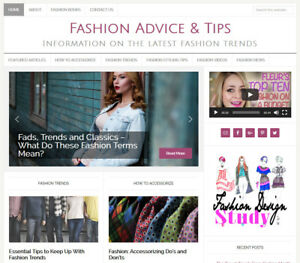 FASHION-TIPS-blog-niche-website-business-for-sale-w-AUTO-UPDATING-CONTENT