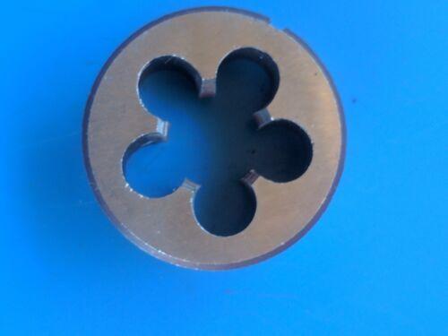 """M14 x 1.0 OD 1 1//2/""""// 38mm Tungsten steel Die Button Metric NEW RH"""