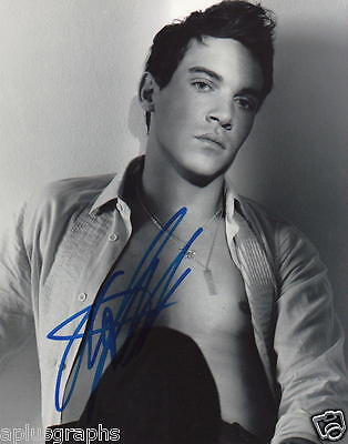 Handsome Hunk Jonathan Rhys Meyers. Signed