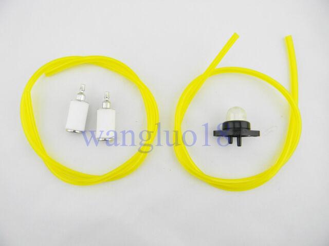 Craftsman Poulan Tygon Fuel Line Hose Filter Primer Bulb Chainsaw Blower Trimmer