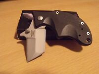 Hawke Knives sparrow Hawke - Nib, Mh-002 Pocket Folder - Great For Edc
