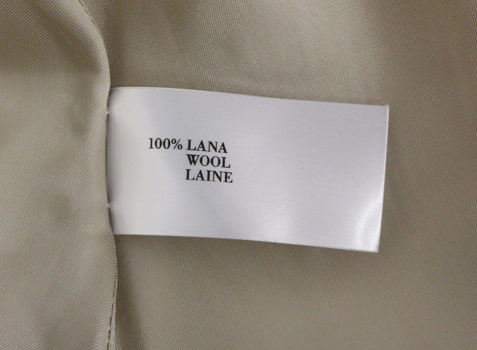 Nuevo Nuevo Nuevo Con Etiquetas  700 Andrea Incontri blancoo Vestido Estampado Cambio de cuello en V vestido tubo de IT42 US8 297a2f