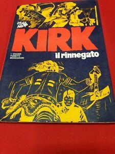 KIRK-IL-RINNEGATO-HUGO-PRATT-I-GRANDI-FUMETTI-MONDADORI