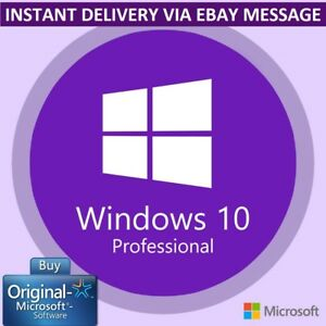WINDOWS-10-PRO-32-64-BIT-GENUINE-PRODUCT-KEY-INSTANT-DELIVERY
