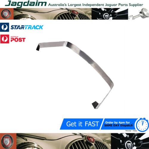 New Jaguar Daimler MK2 MK9 V8 Rear Lens Dividing Chrome Clip 8174