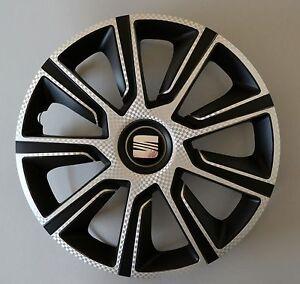 14-034-Seat-Ibiza-Cordoba-Arosa-Wheel-Trims-Covers-Hub-Caps-Quantity-4