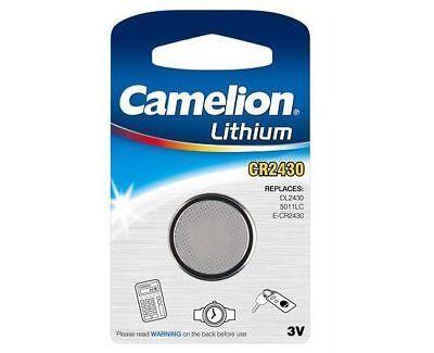 2 VARTA CR2430 Lithium Markenbatterien CR 2430 NEU