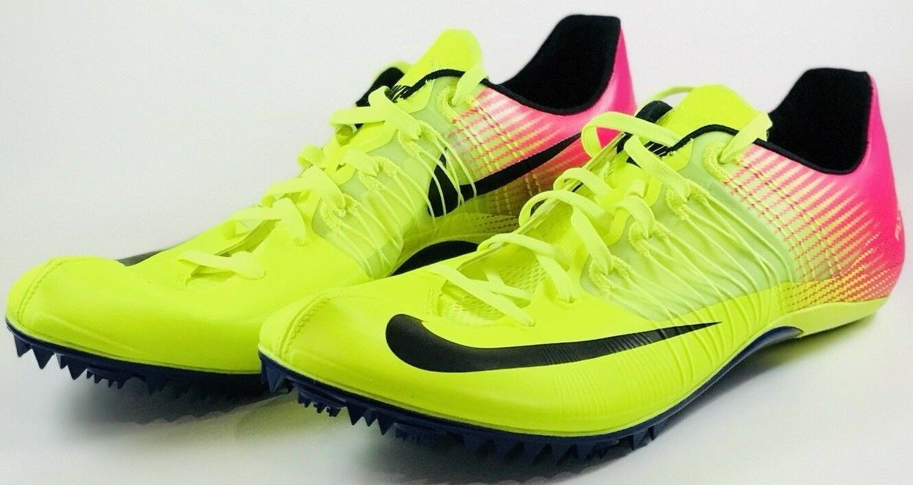 Nike Sprint Zoom Celar 5 Track Sprint Nike Schuhes- Style 629226-999 MSRP 125 cbe96f