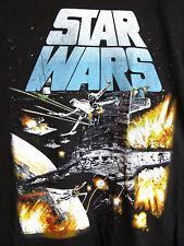 XXL XXLARGE 2X LARGE - STAR WARS SPACE FIGHT WAR X-WING XWING TEE TSHIRT T SHIRT