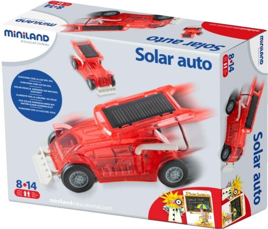 Miniland Solar Dinamo Auto by Miniland
