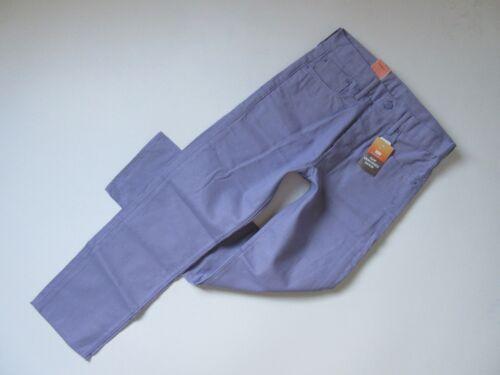 In brut lavé à 501 191291008476 30 non Nwt s'adapter violet Daybreak pour Levi's X rétractable jean un PUggxT