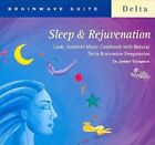 Sleep & Rejuvenation by Jeffrey Thompson CD 052296300821