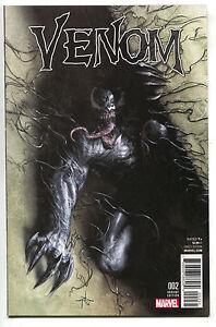 Venom-2-Marvel-Now-2016-NM-Gabriele-Dell-039-Otto-Color-Variant-1-Symbiote