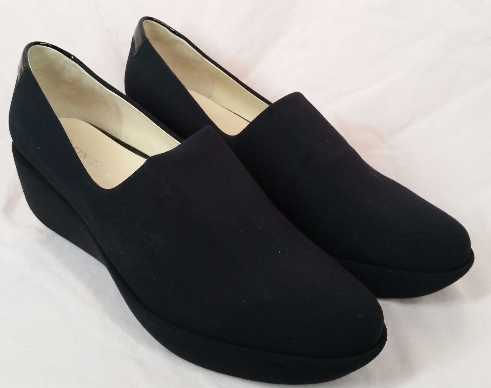 Taryn Rose Rose Taryn Women's 'Josephine' Basic Textile Casual Shoes black size 9.5 27b46f