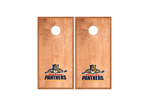 Florida Panthers Hockey Vinyl Sticker Decal for Cornhole Laptop Car