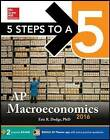 5 Steps to a 5 AP Macroeconomics: 2016 by Eric Dodge (Paperback, 2015)