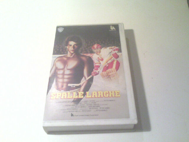 Spalle larghe (1986) VHS 799 con patrick swaize