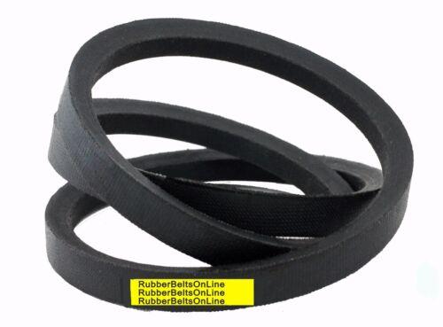 "Quality 5//8/""Inch Wide 52/""Long Length Rubber V Belt B49 Width .625/""VBelt 5L520"