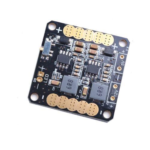 MAXSTIV Flight Controller 5V 12V PDB Distribution Power Board PCB For QAV250