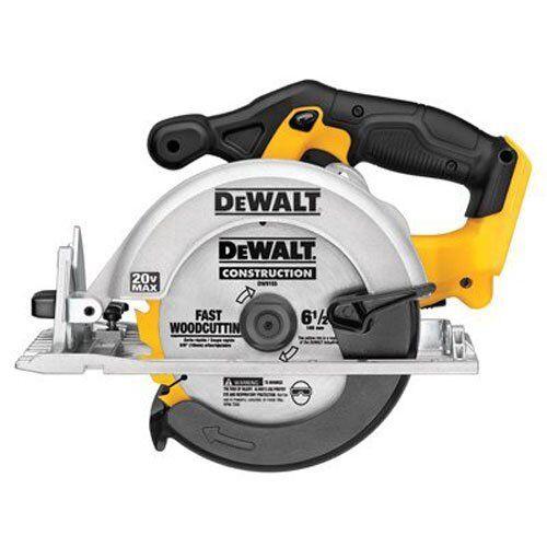 DEWALT DCS391B 20-volt Max Li-Ion Circular Saw Tool Only