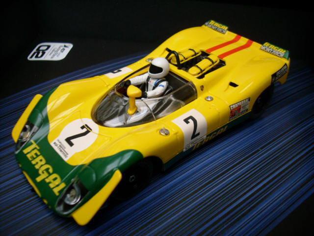 FLY PORSCHE 908 2 2 2 Jo Siffert pour circuit de course automobile 1:3 2 982f19