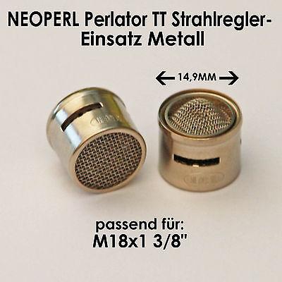 "NEOPERL Perlator Honeycomb TT Strahlregler M16x1 M18x1 3/8"""