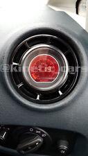 Fiesta Mk 7 Air Vent Gauge Pod adapter black plastic inc ST Allows airflow
