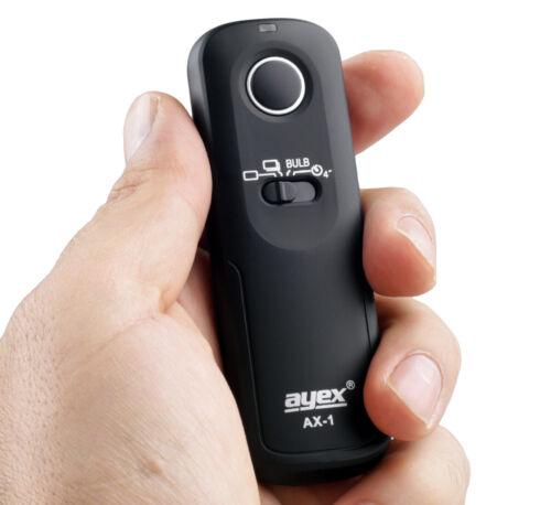 Funk Fernauslöser ayex AX-1 DC0 für Nikon D810 D4S D700 D3... D4 D800 D5